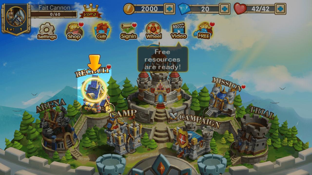 Hình ảnh hIYAsS8 của Tải game Tribe Clash - Chiến tranh bộ lạc tại HieuMobile