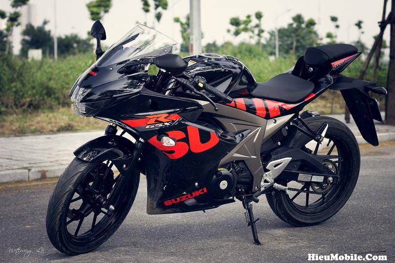 Không chỉ cạnh tranh về giá bán, dòng sport phân khối nhỏ như GSX R150 được cải thiện cao về động cơ. Tốc độ tối đa của nó tại Việt Nam được giới mê xe khẳng định vượt qua con số 150 km/h.