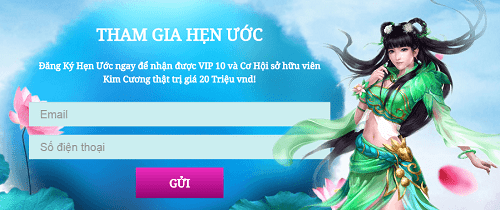 Hình ảnh haiqIXX của Tru Tiên 3D tặng giftcode Hẹn Ước chuẩn bị tái xuất trên điện thoại tại HieuMobile