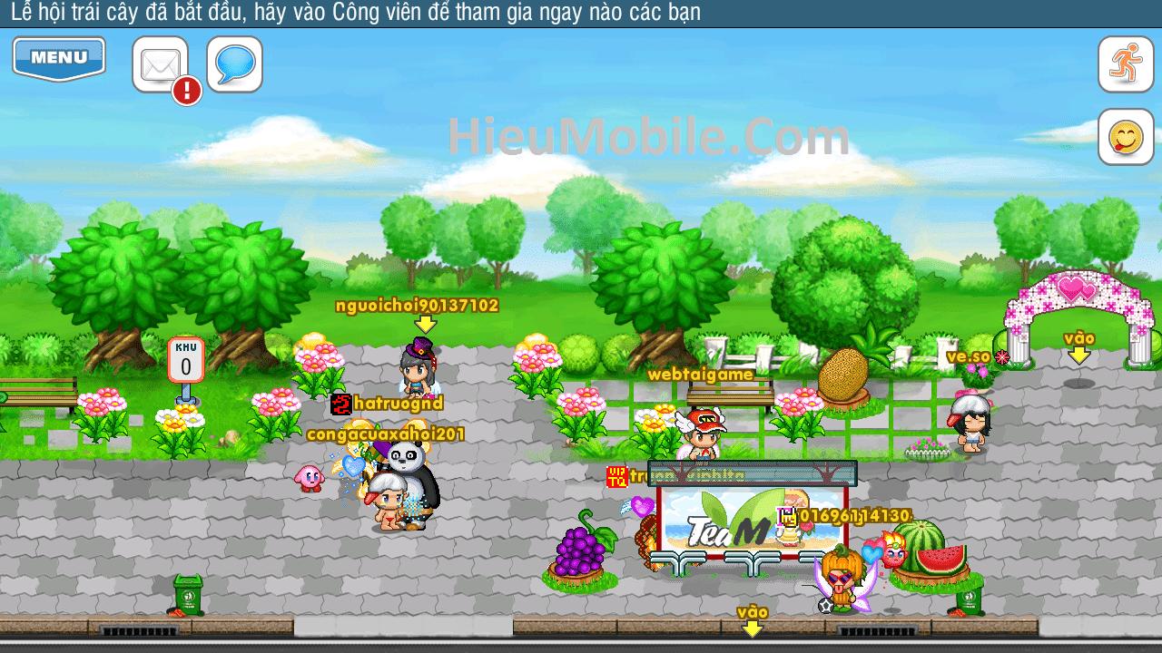Hình ảnh hqfQPgV 1 của Avatar 2D hỗ trợ người chơi tìm NPC trái cây nhanh và dễ hơn tại HieuMobile