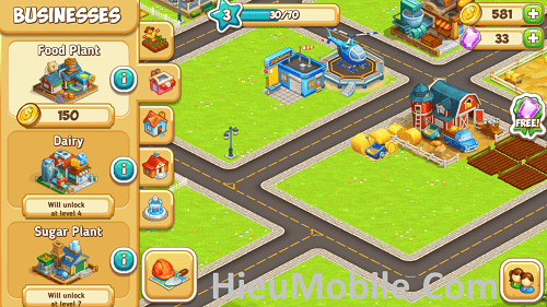 Hình ảnh ievPaCf của Tải game Cartoon City 2: Farm to Town - Thị trấn nông trại tại HieuMobile