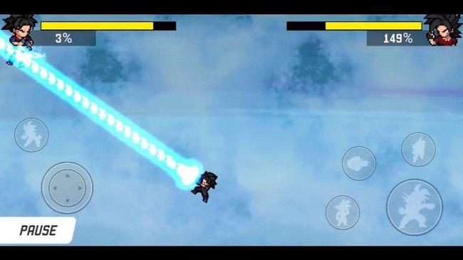 Hình ảnh ingsa6n của Tải game Dragon World: Saiyan Warrior - Chiến binh Xayda tại HieuMobile