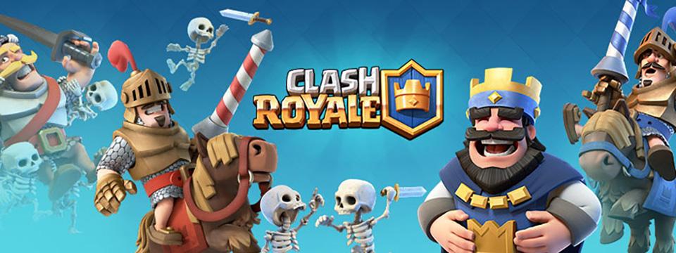 Clash Royale - Game chiến thuật phòng thủ mới nhất 2016