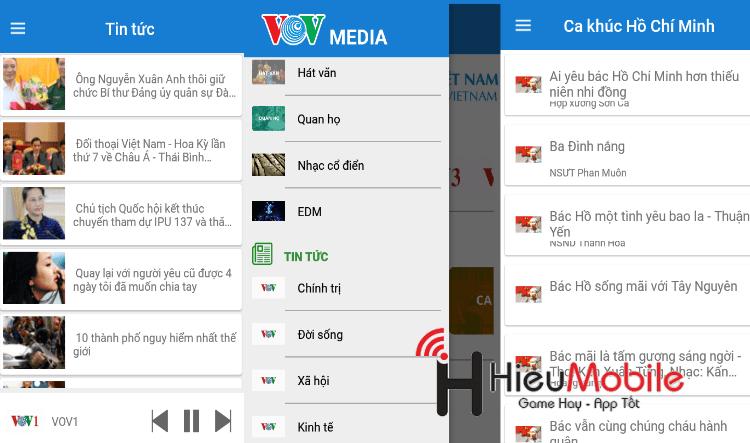 Hình ảnh jK6AZ3a của Tải VOV Media - Ứng dụng nghe radio đài tiếng nói Việt Nam tại HieuMobile
