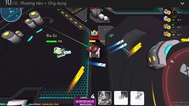 Hình ảnh jKTR9Dr của Tải game Tank Raid Online - Bắn xe tăng 3D tại HieuMobile