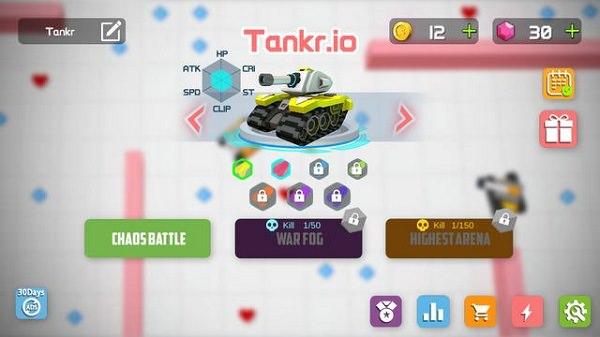 Hình ảnh jc9M98A 1 của Tải game Tankr.io - Bắn xe tăng đua top tại HieuMobile