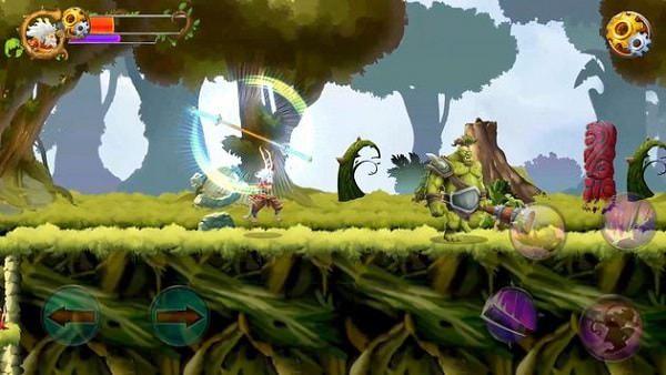 Hình ảnh kN66A0A của Tải game Immortal Wukong - Tôn Ngộ Không diệt yêu quái tại HieuMobile