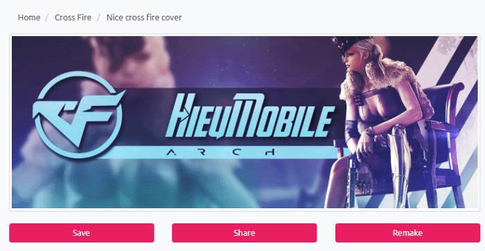 Hình ảnh kQw6zYe của Cách tạo ảnh bìa tên của bạn phong cách game Đột Kích cực đẹp tại HieuMobile