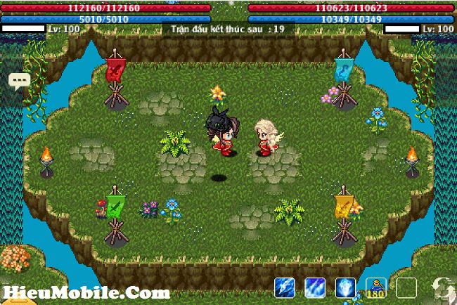 Hình ảnh kaheO07 của Chi tiết về tính năng Lôi Đài trong game Thời Đại Hiệp Sĩ Online tại HieuMobile