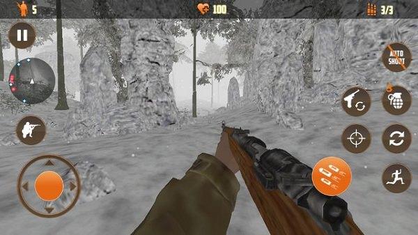 Hình ảnh kdgUTR5 của Tải game Call of Sniper WW2: Final Battleground tại HieuMobile