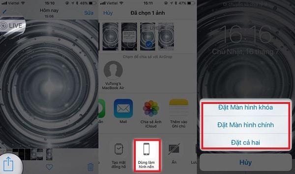 Hình ảnh kmYbLr0 của Mẹo lấy hình nền động trên iPhone X dùng cho iPhone khác tại HieuMobile