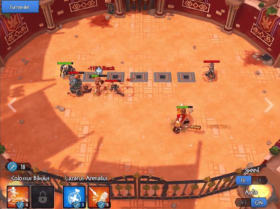 Hình ảnh kpoE0N3 của Tải game Gladiator Heroes - Đấu trường La Mã tại HieuMobile