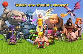 Một số loại quân lính trong game - Clash of Clans