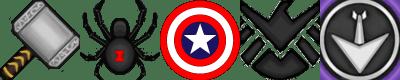 Hình ảnh Hải Tặc Tí Hon mở bán set Avengers và Phiếu Giảm Giá tại HieuMobile