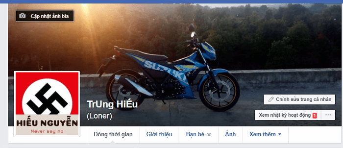 Hình ảnh l6Htp6W của Hướng dẫn tự tạo khung ảnh đại diện độc đáo cho Facebook tại HieuMobile
