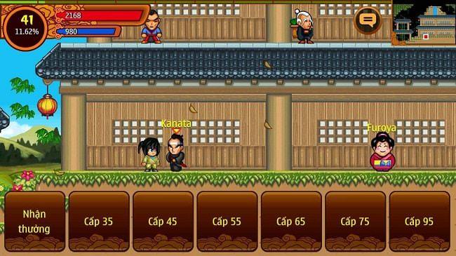 Hình ảnh lLy2Tyt của Hướng dẫn tính năng Hang Động game Ninja School Online tại HieuMobile