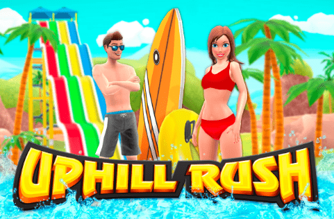 Hình ảnh trong game Uphill Rush - Water Racing - Trượt nước tốc độ tại HieuMobile
