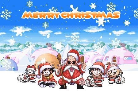 Hình ảnh của Ngọc Rồng Online 141 cùng sự kiện Noel 2016 tại HieuMobile