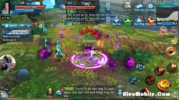Hình ảnh ltugfb3 3 của Cách nhận toàn bộ nhiệm vụ ẩn trong game Tru Tiên 3D Mobile tại HieuMobile