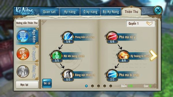 Hình ảnh m6nNlH3 của Chia sẻ kinh nghiệm PK Thanh Vân Môn với các phái Tru Tiên 3D tại HieuMobile
