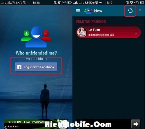 Hình ảnh mE3GgWI của Tải Who Unfriended Me - Xem ai đã hủy kết bạn trên Facebook tại HieuMobile