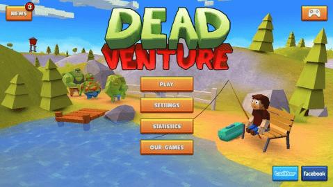 Hình ảnh trong game Dead Venture: Zombie Survival tại HieuMobile