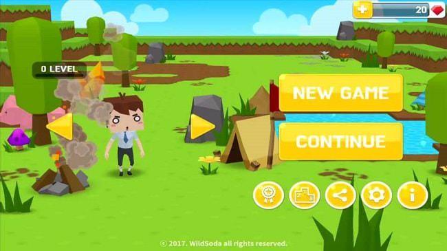 Hình ảnh n8Znwv7 của Tải game Mine Survival - Game sinh tồn giống MineCraft tại HieuMobile