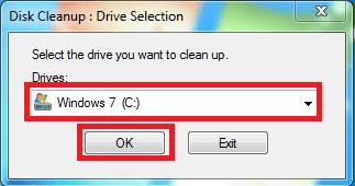 Hình ảnh nFihYzy của Dọn dẹp rác ổ đĩa máy tính Window 7 không cần phần mềm tại HieuMobile