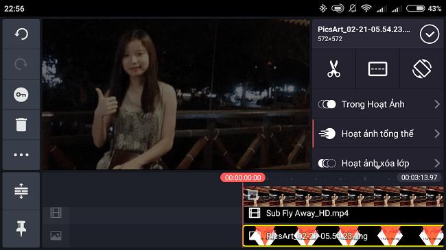 Hình ảnh nJnGlTI của Tải KineMaster - Ứng dụng chỉnh sửa video chuyên nghiệp cho điện thoại tại HieuMobile