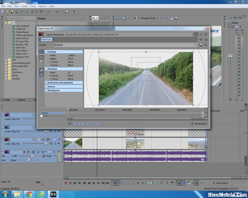 Hình ảnh nNpIFWa của Tải Sony Vegas Pro: Phần mềm làm Video nhẹ mà chuyên nghiệp tại HieuMobile