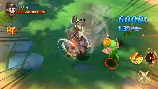 Hình ảnh o26VoDO của Tải game King Battle: Fighting Hero Legend - Huyền thoại anh hùng tại HieuMobile