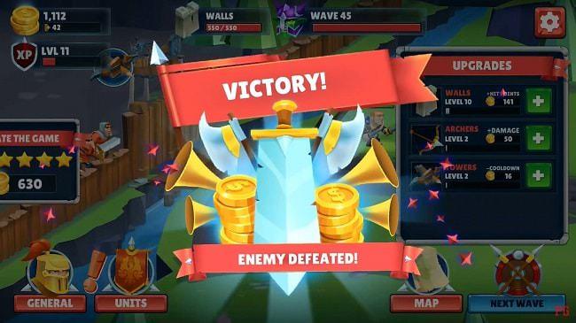Hình ảnh oCJWFlv của Tải game Game of Warriors - Chiến tranh của các đế chế tại HieuMobile