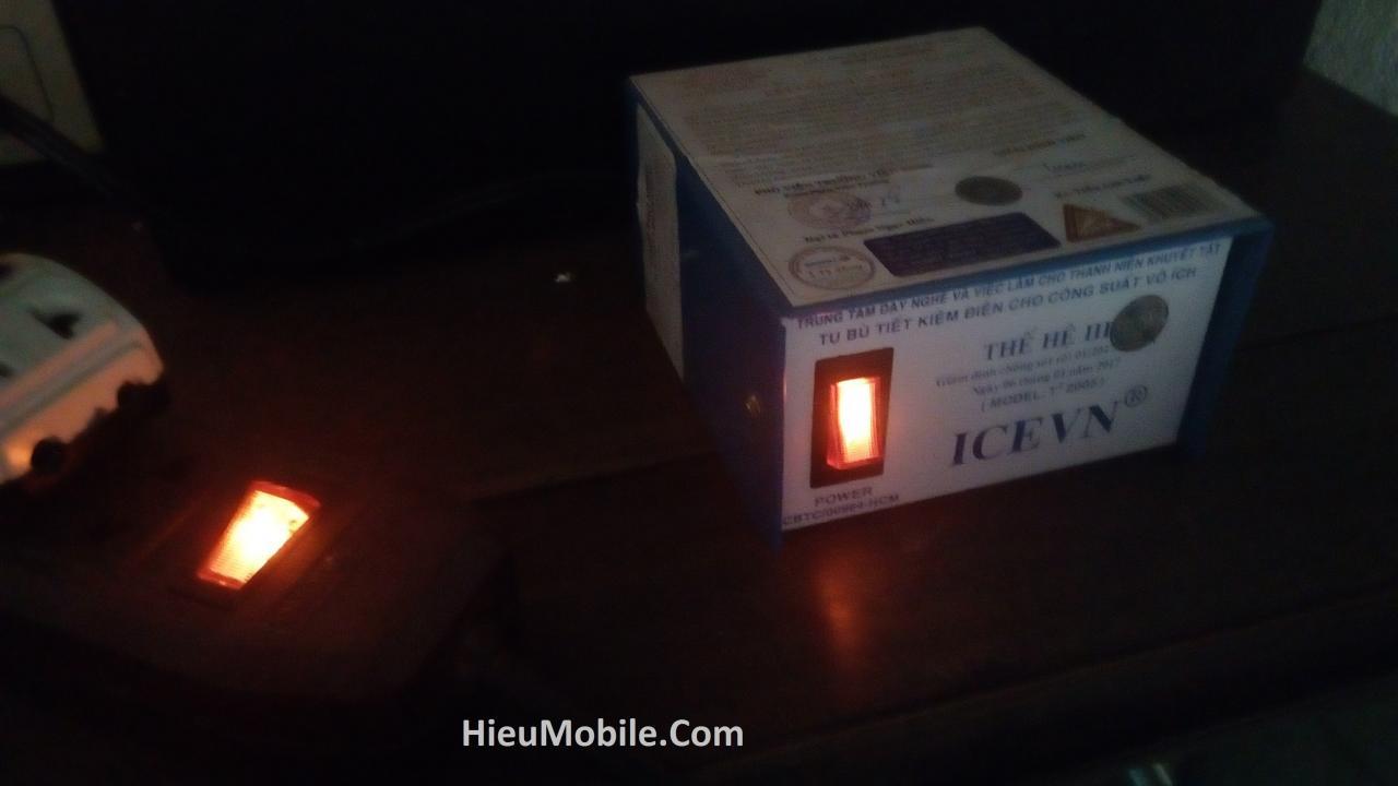 Hình ảnh oGgkpfH của Đánh giá sản phẩm Tụ Bù Tiết Kiệm Điện ICEVN sau 2 tháng sử dụng tại HieuMobile