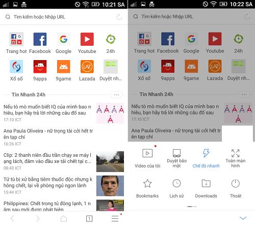 Hình ảnh oT9Xmye 1 của Các ứng dụng cơ bản siêu nhẹ dành cho Android cấu hình yếu tại HieuMobile