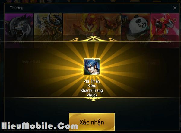 Hình ảnh oXffo3n của Hướng dẫn nhận tướng miễn phí từ giftcode Huyền Thoại Moba tại HieuMobile