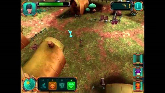 Hình ảnh oa4pRMH của Tải game Slugterra: Dark Waters - Game bắn súng phiêu lưu đỉnh cao tại HieuMobile