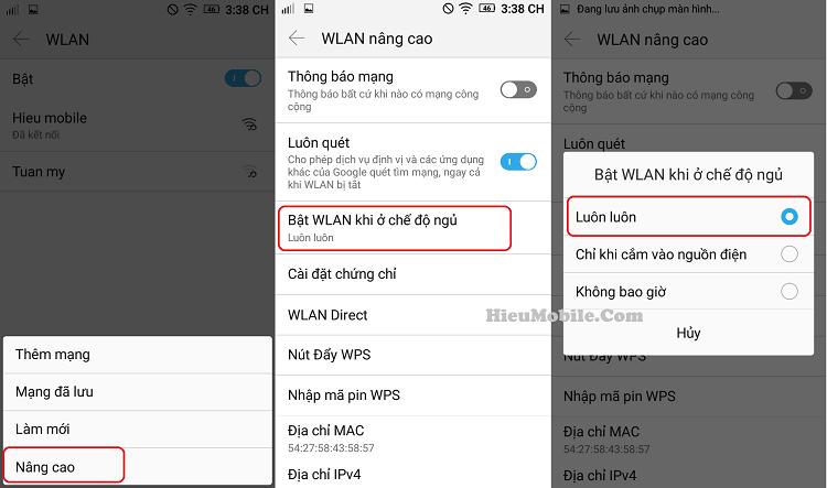 Hình ảnh obIk7Jr của Tại sao tắt màn hình là ngừng tải về trên điện thoại Android? tại HieuMobile