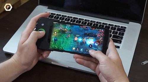 Hình ảnh optimized 5i4n của Xiaomi Black Shark: Chiếc điện thoại gaming hầm hố đến từ nhà Xiaomi tại HieuMobile