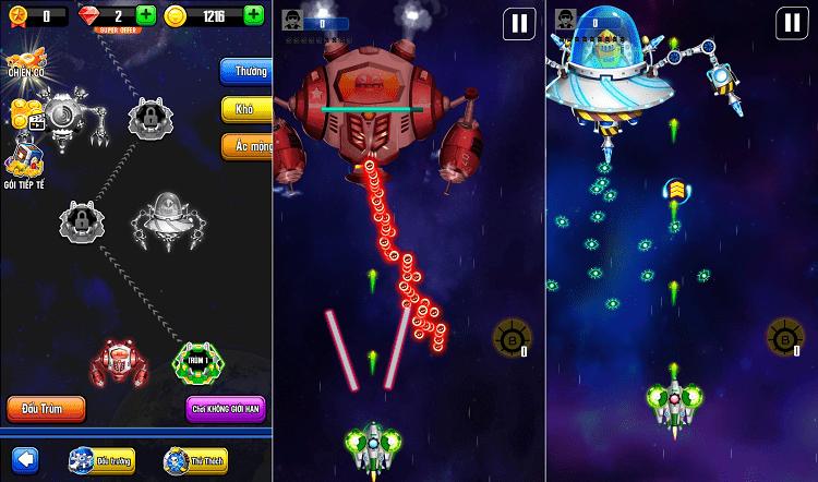 Hình ảnh optimized ayvg của Tải game Space Shooter - Đại chiến không gian tại HieuMobile