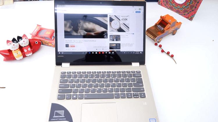 Hình ảnh optimized cndt của Đánh giá laptop Lenovo 520 14IKBR: Hiệu năng và thiết kế cân bằng tại HieuMobile