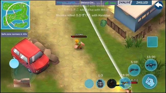 Hình ảnh optimized cxkp của Tải game Conflict.io - Bắn súng sinh tồn phong cách hoạt hình 3D tại HieuMobile
