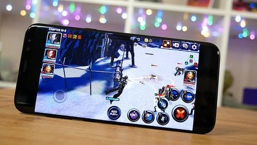 Hình ảnh optimized lyry của Đánh giá Samsung Galaxy S8: Thiết kế siêu đẹp đi cùng cấu hình cao tại HieuMobile