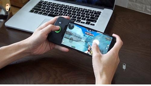 Hình ảnh optimized ujla của Xiaomi Black Shark: Chiếc điện thoại gaming hầm hố đến từ nhà Xiaomi tại HieuMobile