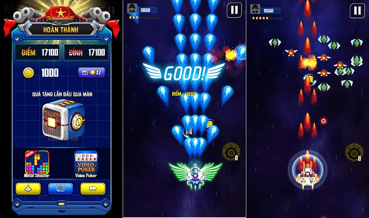 Hình ảnh optimized zqm3 của Tải game Space Shooter - Đại chiến không gian tại HieuMobile