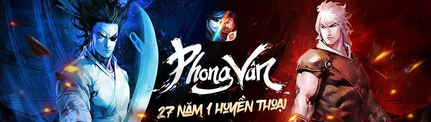 Ảnh bìa game Phong Vân 3D