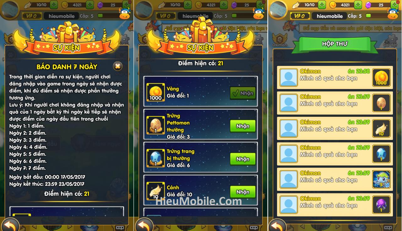 Hình ảnh p2uthPQ của Kiếm vàng và kim cương không hề khó trong Phi Đội Mobile tại HieuMobile
