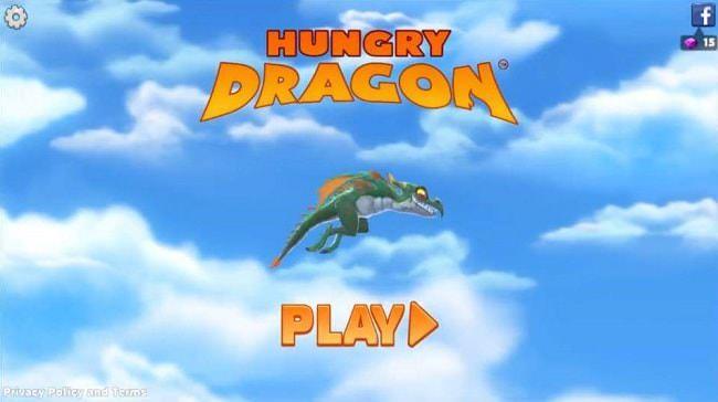Hình ảnh pUclcoa của Tải game Hungry Dragon - Chú rồng đói háu ăn tại HieuMobile