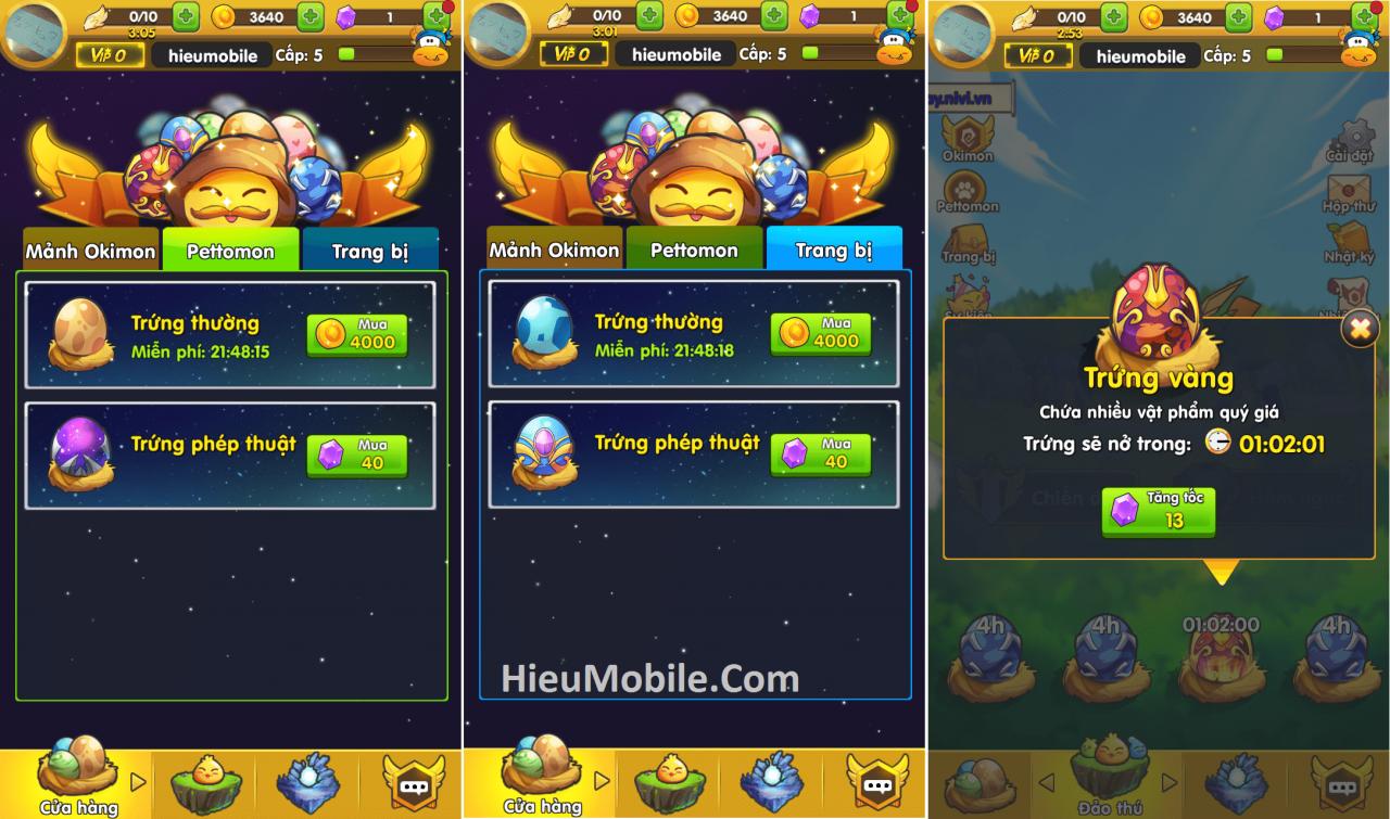 Hình ảnh peaktTw 1 của Kiếm vàng và kim cương không hề khó trong Phi Đội Mobile tại HieuMobile