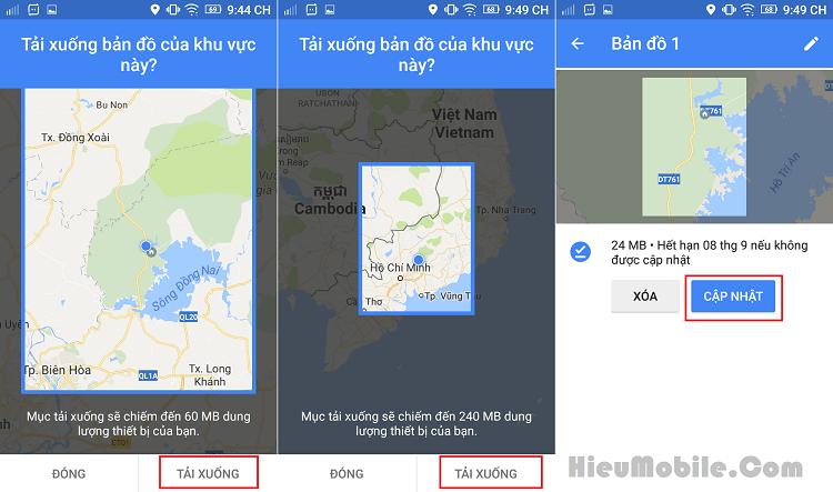 Hình ảnh ph38wQa của Cách dùng bản đồ Google Map tìm đường không cần mạng 3G 4G tại HieuMobile