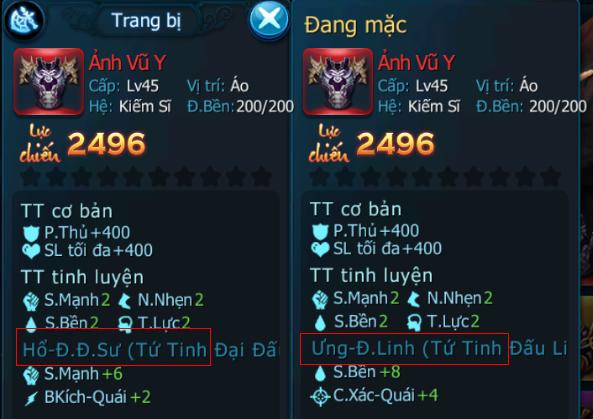 Tu to trang bi trong game TKCM